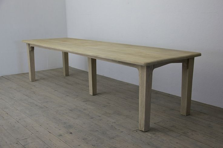 The Réunion Table - An ash framed table inspired by the french country kitchen. http://www.matthewcox.com/product/the-réunion-table-an-ash-framed-table-inspired-by-the-french-country-kitchen