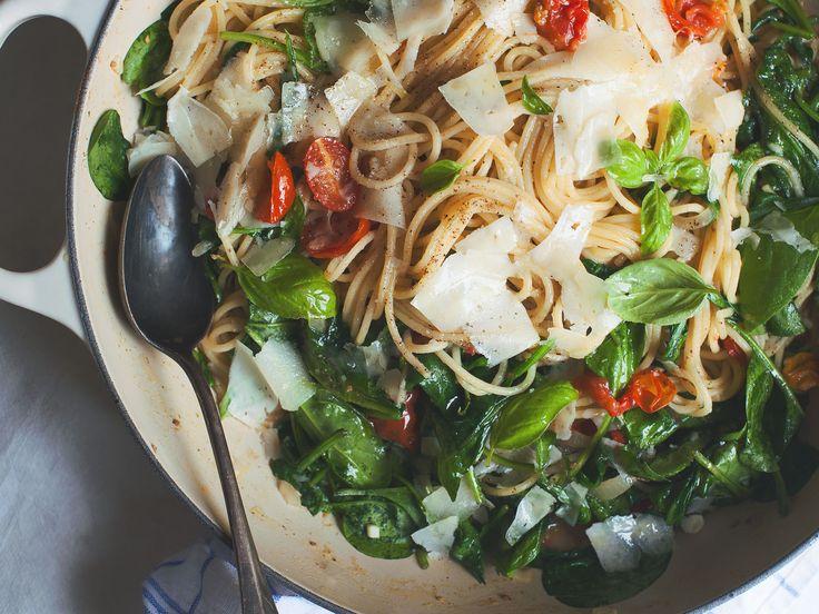 Köstliche Pasta war nie einfacher!