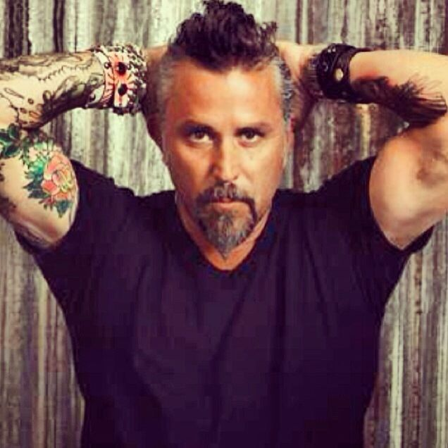 Richard Rawlings #gasmonkeygarage. I have a fucking problem.