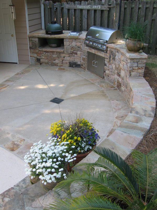 Outdoor Kitchen Design And Construction Alpharetta Atlanta Ga Outside Landscape Group Llc Outdoor Kitchen Design Outdoor Gardens Outdoor Kitchen