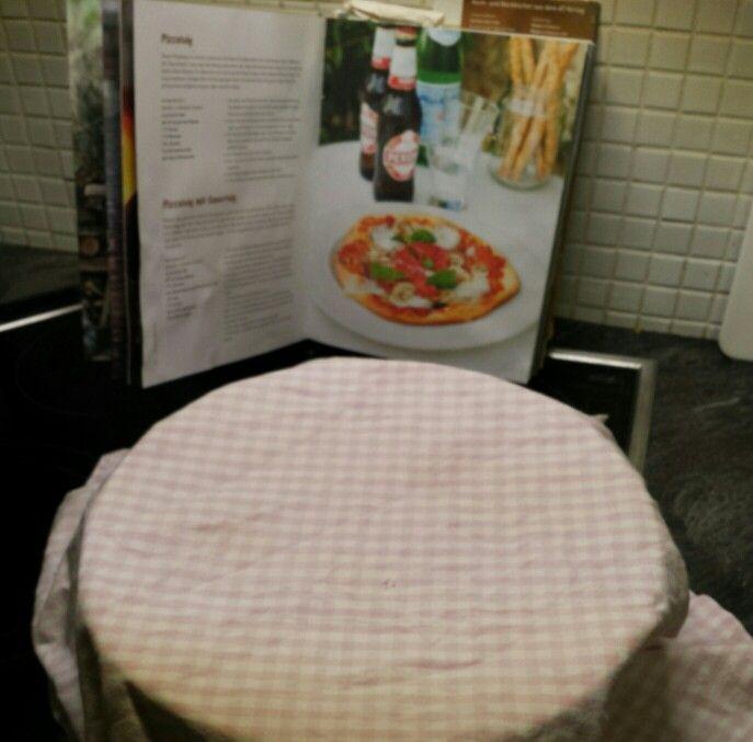 Pizza alla Leila