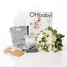 Newborn Baby - Flowers, Gifts & Gift Baskets | Wild Poppies