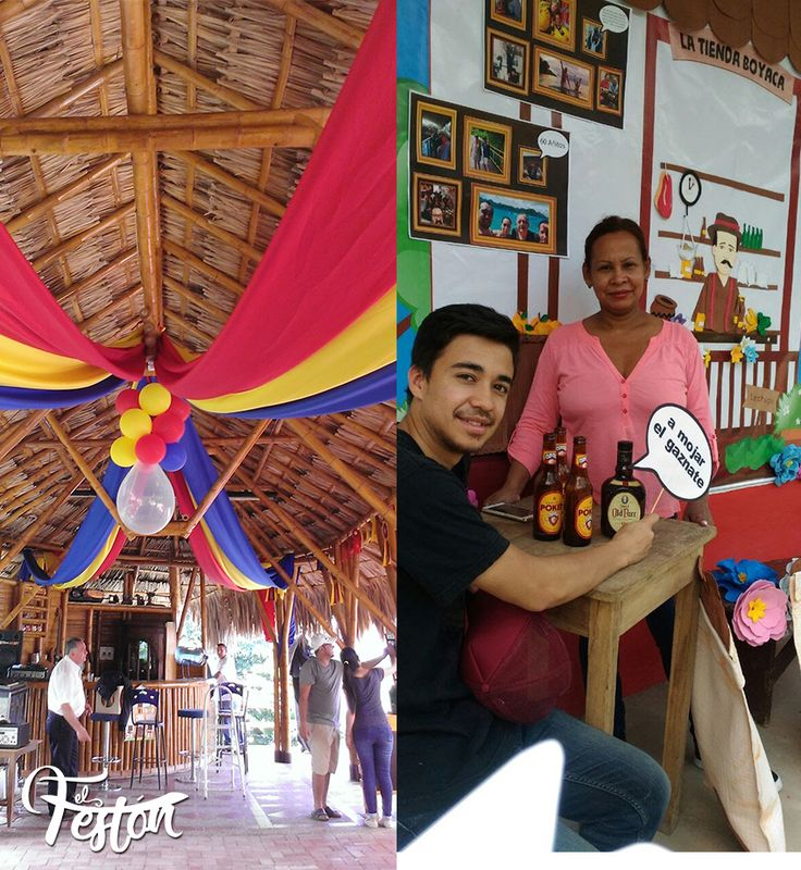Ideas Fiesta Colombiana o Boyaca