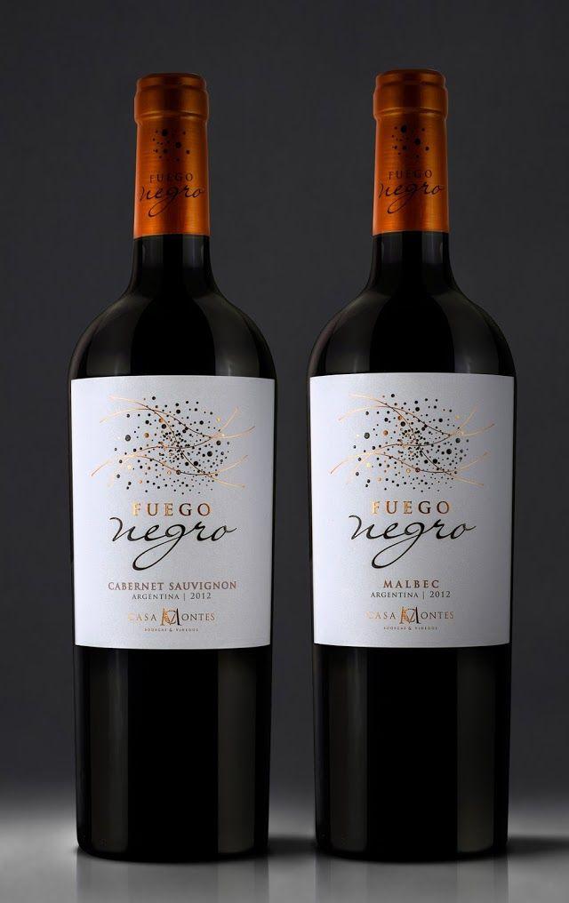 Fuego Negro Wine