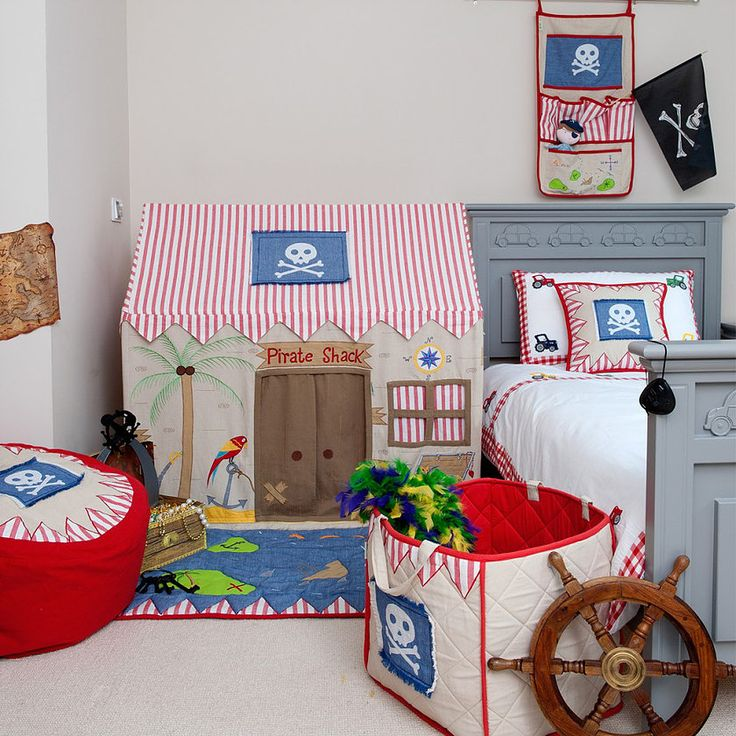 Play Tent (Pirate)