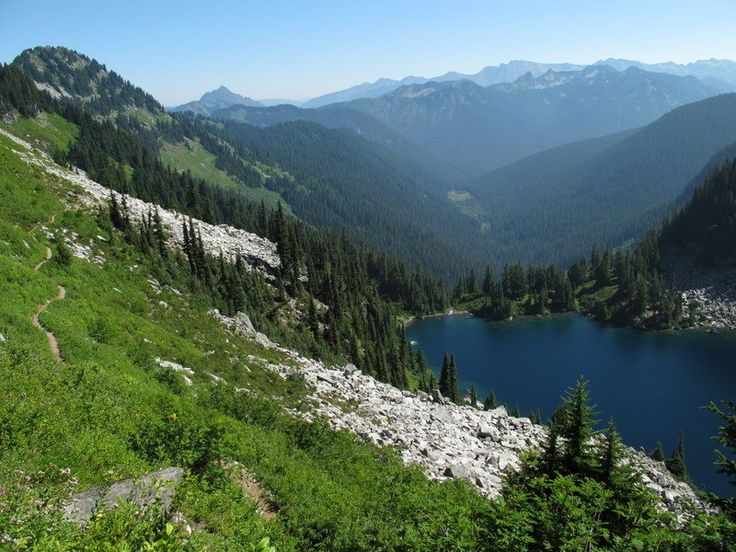 """7 minute video - """"This Is What It Looks Like When You Hike All 2,650 Miles of the Pacific Crest Trail"""""""