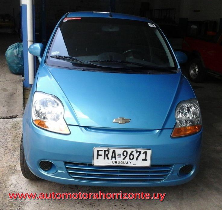 $10800 Kilometraje 32000 Año de Fabricación  2008 Fuel Nafta Modelo USADO http://automotorahorizonte.uy/?vehicle=chevrolet-spark