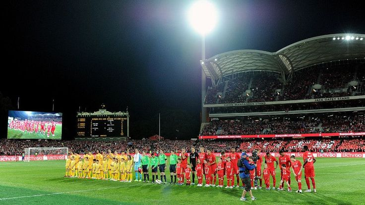 Liverpool FC vs Adelaide United FC. Monday 20th July 2015. Adelaide, Australia. LFC Tour 2015