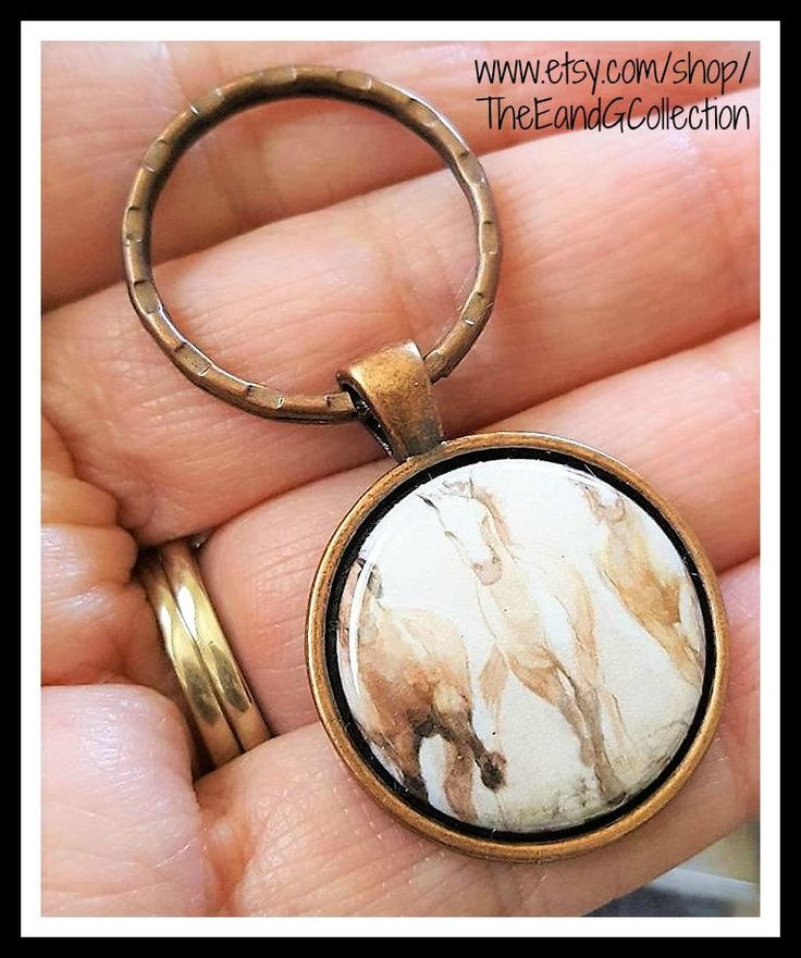 Horse keychain, Horses keyring, Mother daughter gift, Rodeo Cowgirl, Horseshow Mom, Riding teacher, barrel racing, crystal bead picture by TheEandGCollection on Etsy
