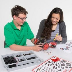 Here are brief descriptions of the TETRIX® Robotics STEM Units available at pitsco.com.