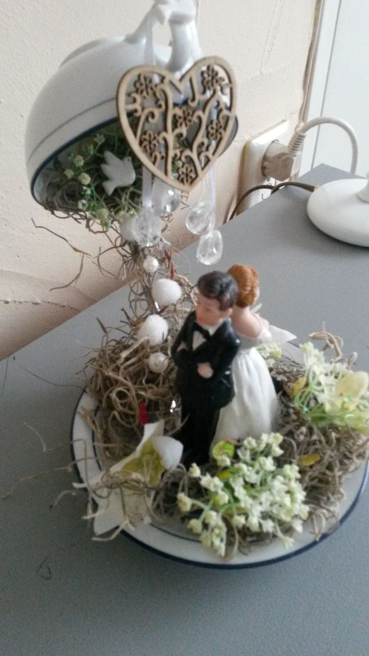 wedding floating cup