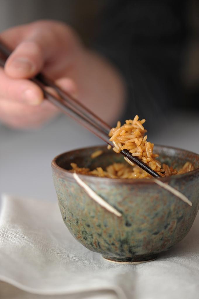 Chinese Fried Rice #food #gikitchen #chinese