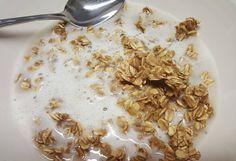 "Maple Granola Cereal and ""Milk"" (FTDI) MooMoo Jackson Style"
