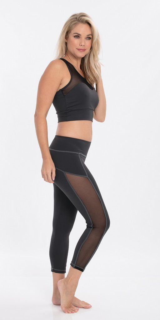 54f7865b Wisdom Capri in 2019 | Workout Gear | Leggings are not pants, Stockings  outfit, Yoga pants