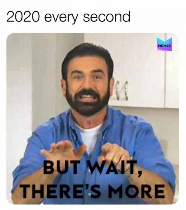 30 Funny 2020 Memes Because It Ain T Over Yet The Funny Beaver In 2020 Really Funny Memes Funny Relatable Memes Stupid Funny Memes