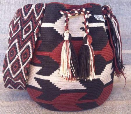 Wayuu Mochilas P1009