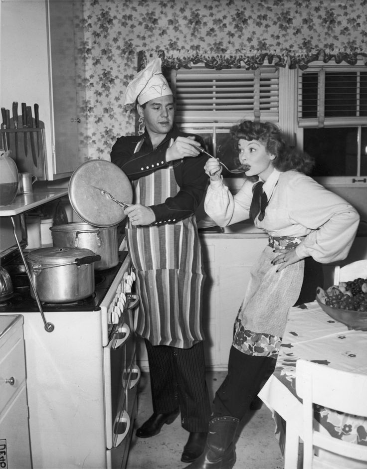 lucille ball and desi arnaz relationship