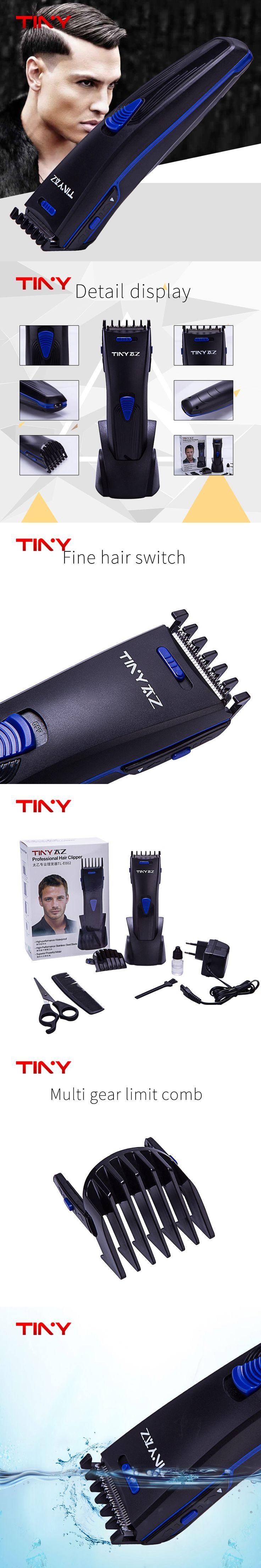 TINY Electric Men Clipper Professional Micro Razor Men Beard hair trimmer Hair Removal Hair cutting machine