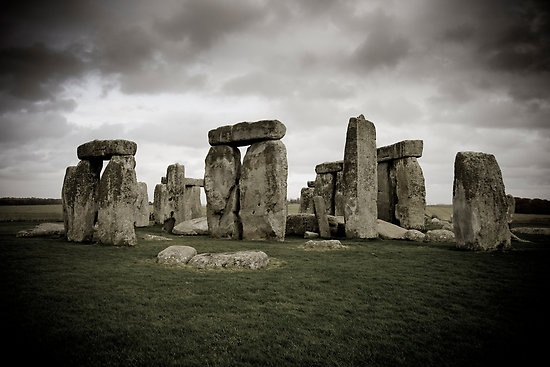 Stonehenge  Been there, done that, but how can we not take the kids?