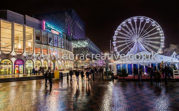 Symphony Hall in Birmingham, West Midlands