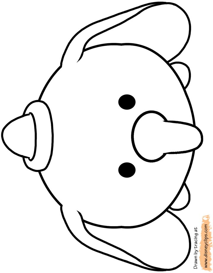 78  images about tsum tsum coloring pages on pinterest