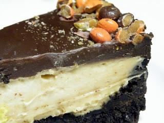 Double Chocolate Peanutbutter Pie