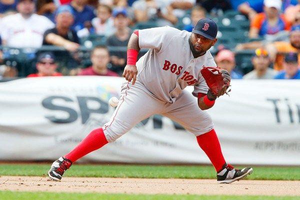 #MLB: Pablo Sandoval a la lista de incapacitados de los Medias Rojas