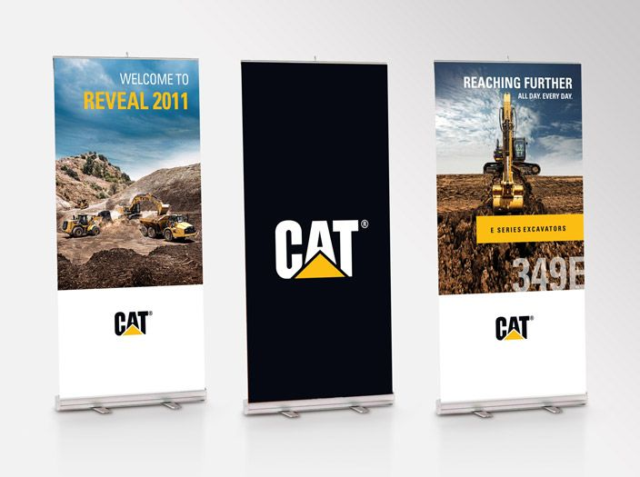pull up banner design inspiration - Google Search