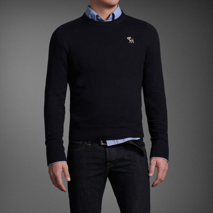 Abercrombie & Fitch - Shop Official Site - Mens - Clearance - Sweaters - Schroon River7/25團只要 $1899 含國際運費與關稅 隨時賣完,連結可能失效喔!