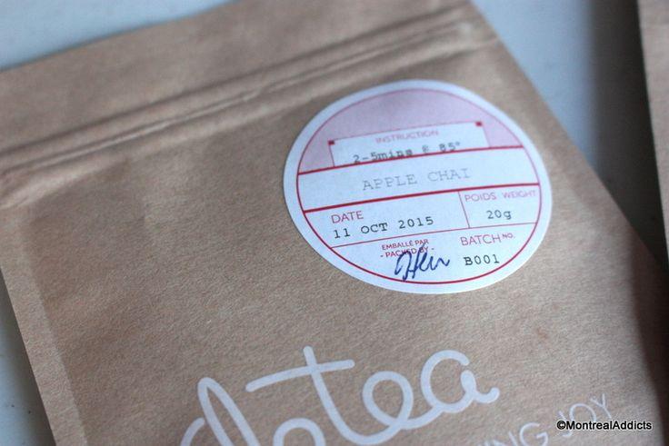 Box thés à la maison - Tbox t surprise - Miletea - Blog Montreal Addicts (2)