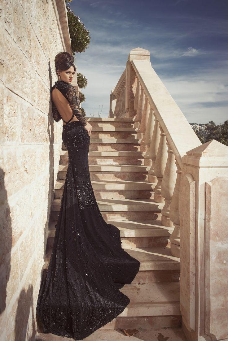 Czarna Suknia Ślubna - Black Wedding Dress
