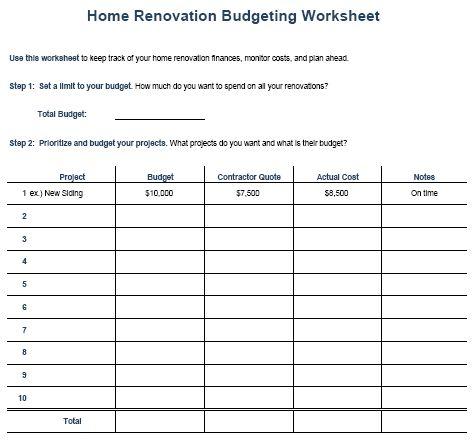 Best 25+ Home Budget Worksheet ideas on Pinterest | Home budget ...