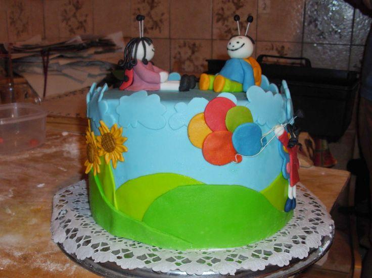Cilee tortái: Bogyó és Babóca torta