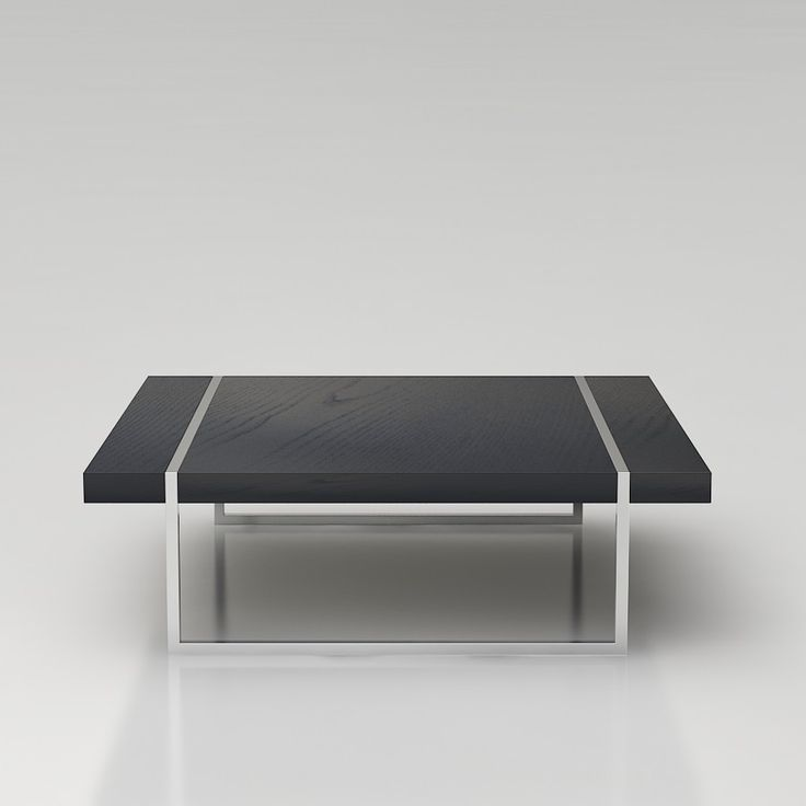 Nick Coffee Table By Domain Model, Simple Coffee Table Model