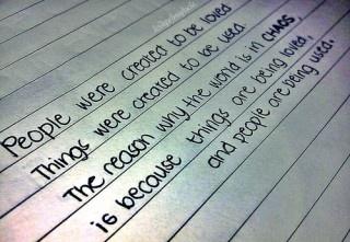 Sad but so true