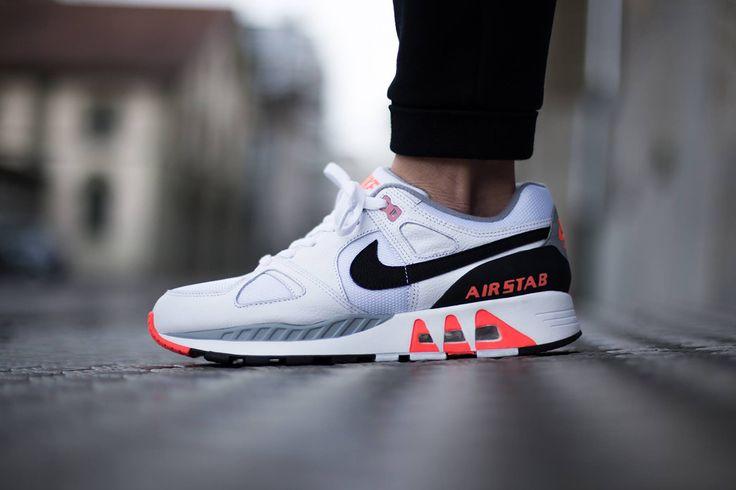"Nike Air Stab ""Hot Lava"""
