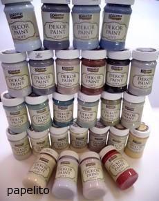 Pentart Dekorfesték lágy 100 ml 40 színben - Papelito: kreatív hobby, papír-írószer - webáruház, webshop
