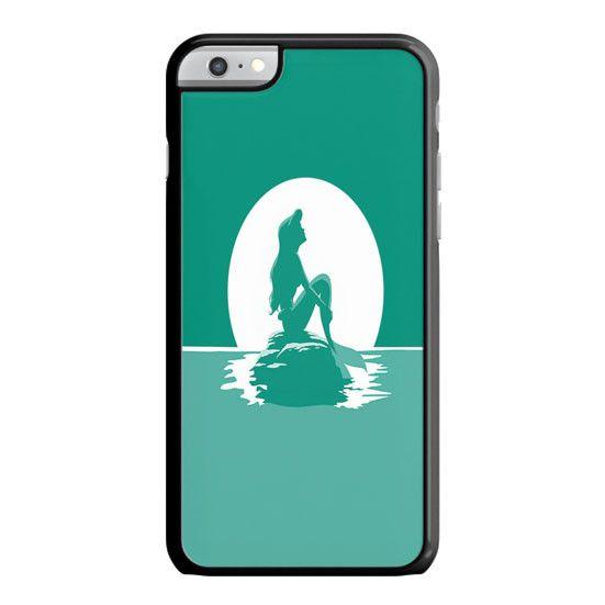 The Little Mermaid Disney Princess Ariel Flounder And Sebastian IPhone 6 Plus Case