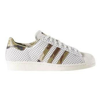 Adidas Superstar Camo White