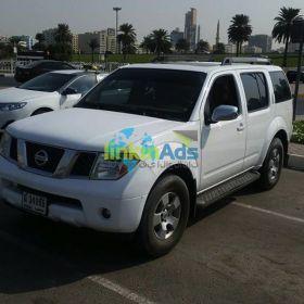 For Sale: 2007 Nissan Pathfinder Gulf Specs. Sunroof DVD 4X4