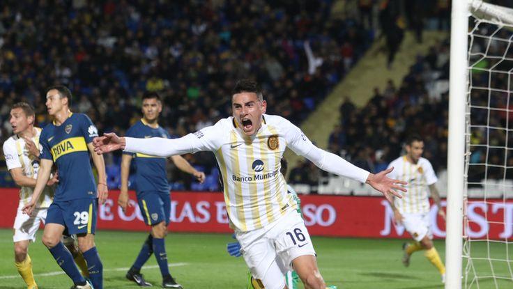 Central eliminó a Boca de la Copa Argentina en otro cruce caliente