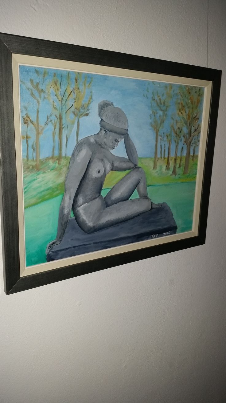 'After Maillol' by Tom Ryan