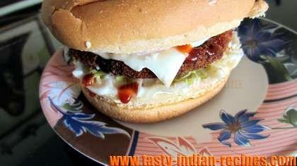Mcdonald's Veggie Burger Recipe