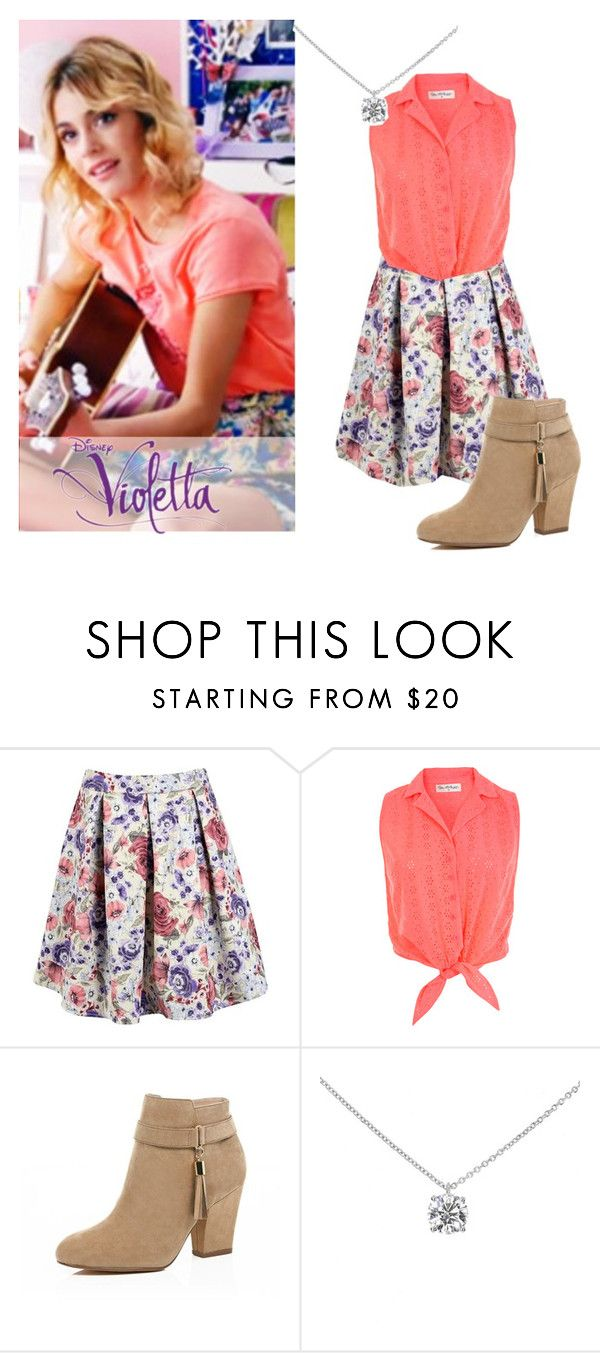 """violetta"" by maria-look ❤ liked on Polyvore featuring Boohoo, Miss Selfridge, River Island, Tiffany & Co., women's clothing, women, female, woman, misses and juniors"