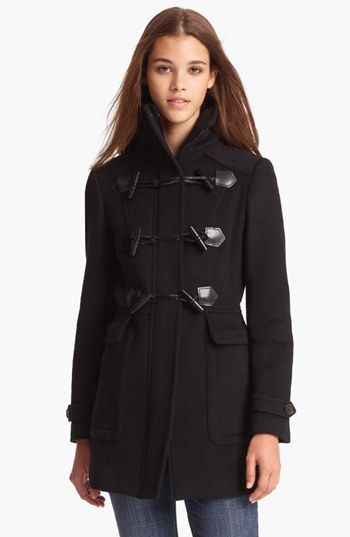 just one Burberry coat, this one is perfect!