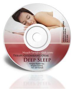 CD Terapi Cara Tidur Nyenyak dan Cara Mengatasi Kurang Tidur | Rahasia Teknik dan Musik Relaksasi untuk Terapi Gelombang Otak