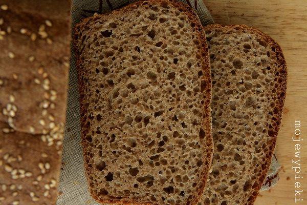 Chleb orkiszowy - spelt bread