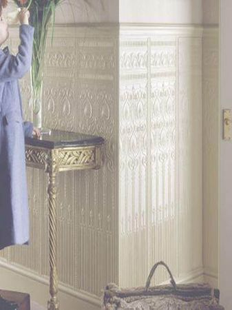 Lincrusta edwardian original wallpaper - We have ordered these for the entrance and hallway