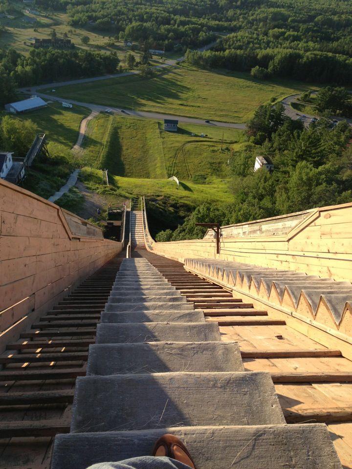7 best ski jumping Iron Mountain images on Pinterest | Ski ...