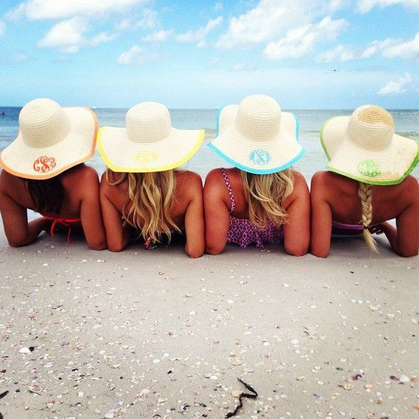 Best 25 Beach Bachelorette Parties Ideas On Pinterest